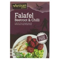 Artisan Grains Falafel Mix Beetroot & Chilli 150g